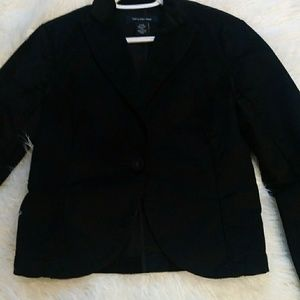 Calvin Klein Beautiful Black Blazer S